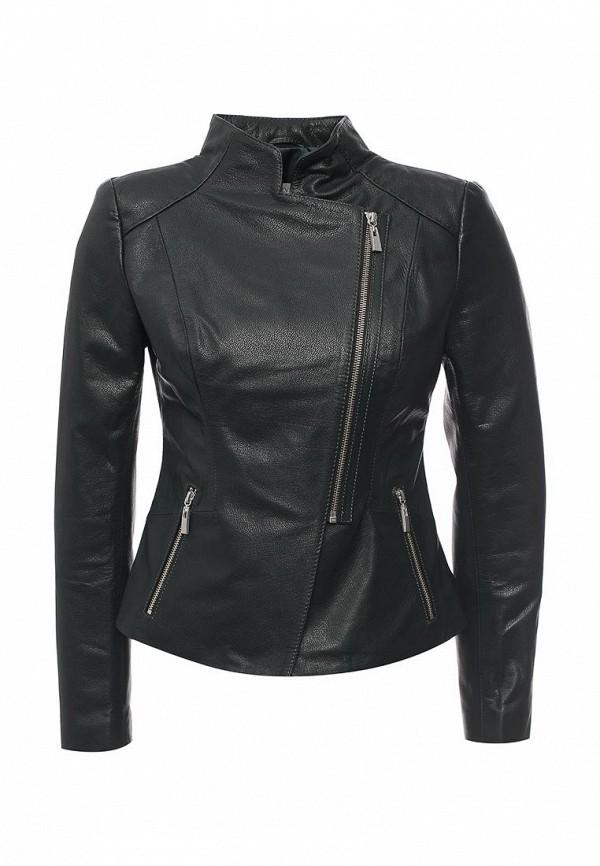 Кожаная куртка Steven-K LC_258_GREEN(DP-340)