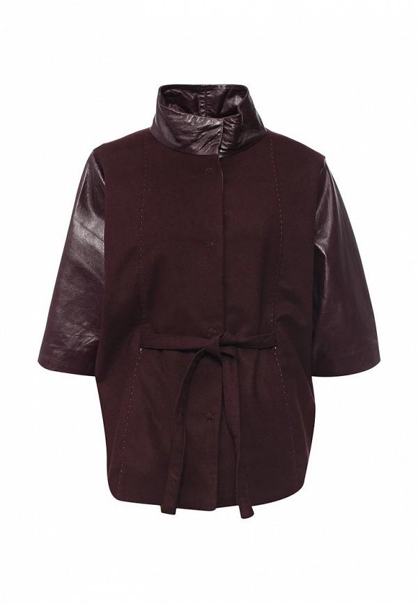 Женские пальто Steven-K TLK_169_CHERRY-BORDO(DP-243)