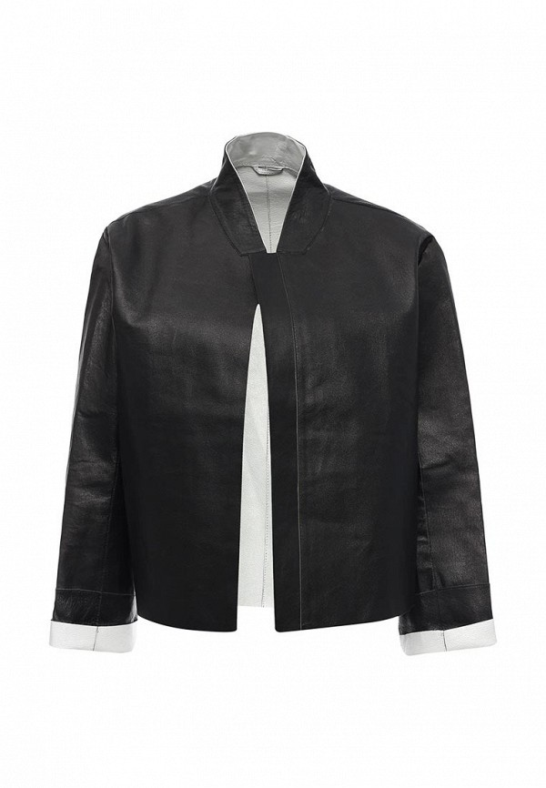 Кожаная куртка Steven-K LC_573_KARISIK(DP_369)