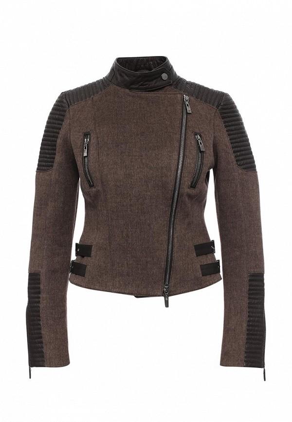 Куртка Steven-K TLC_494_D.BROWN(DP_342)
