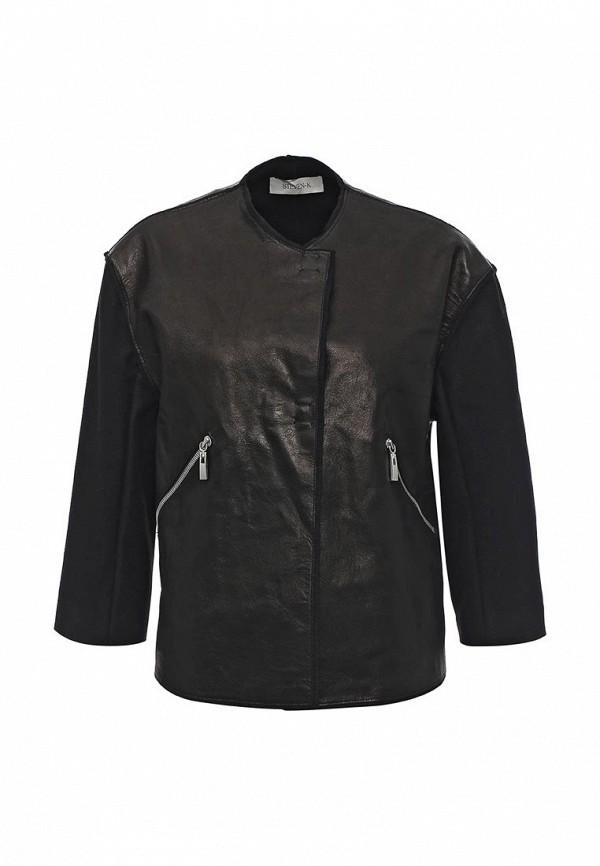 Кожаная куртка Steven-K TLC_634_BLACK(DP_221)