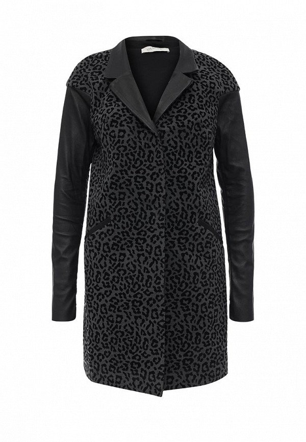 Женские пальто Steven-K TLK_167_BLACK(SP_20)_2
