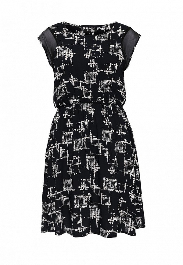 Платье-миди Stella Morgan D706458