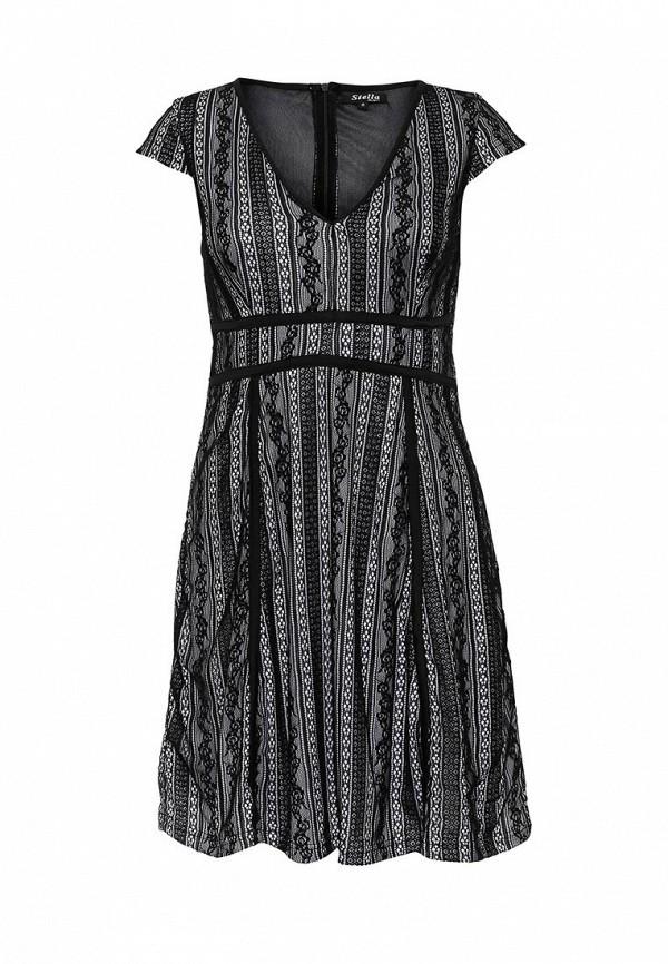 Платье-мини Stella Morgan D108989