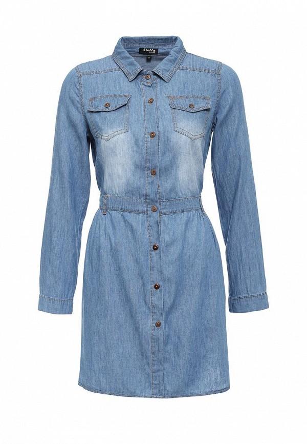 Платье джинсовое Stella Morgan D720732