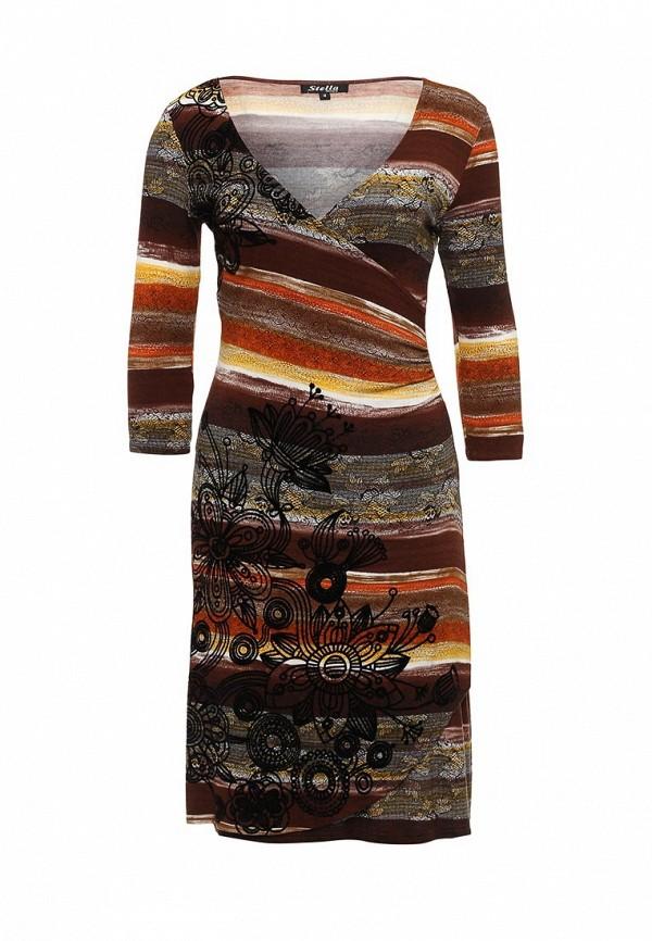 Вязаное платье Stella Morgan D102820