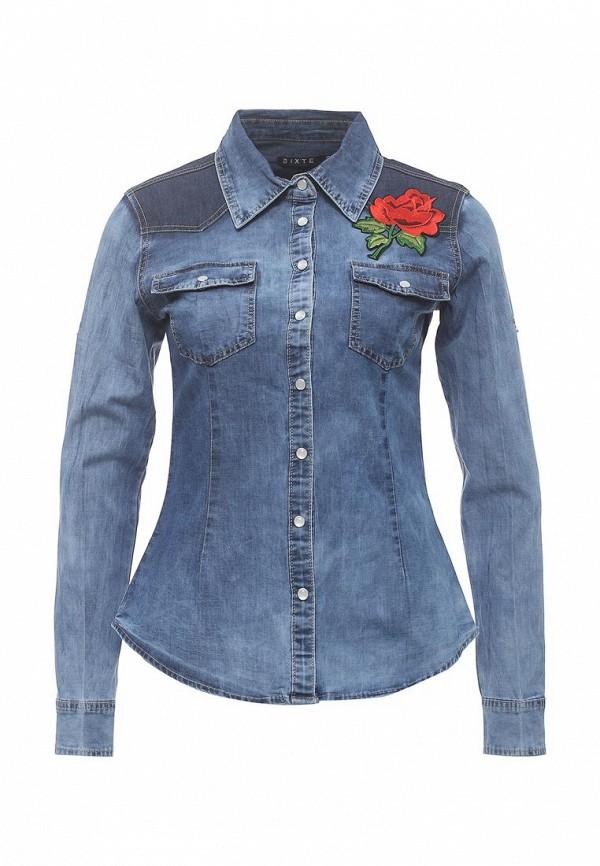 Рубашка джинсовая Stella Morgan YF909