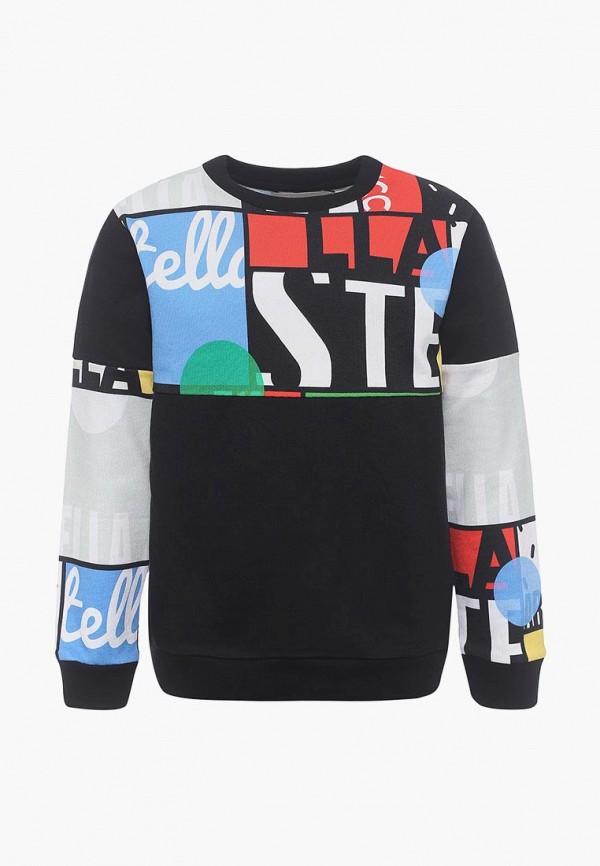Купить Свитшот Stella McCartney Kids, ST052EBAVPX4, черный, Весна-лето 2018