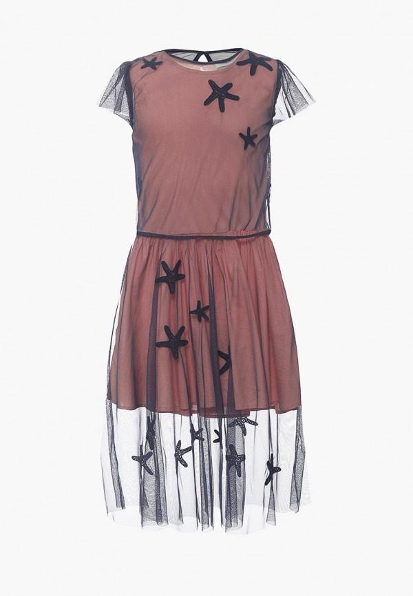 Платье Stella McCartney Kids Stella McCartney Kids ST052EGAVPP2 swarovski stella 5376830