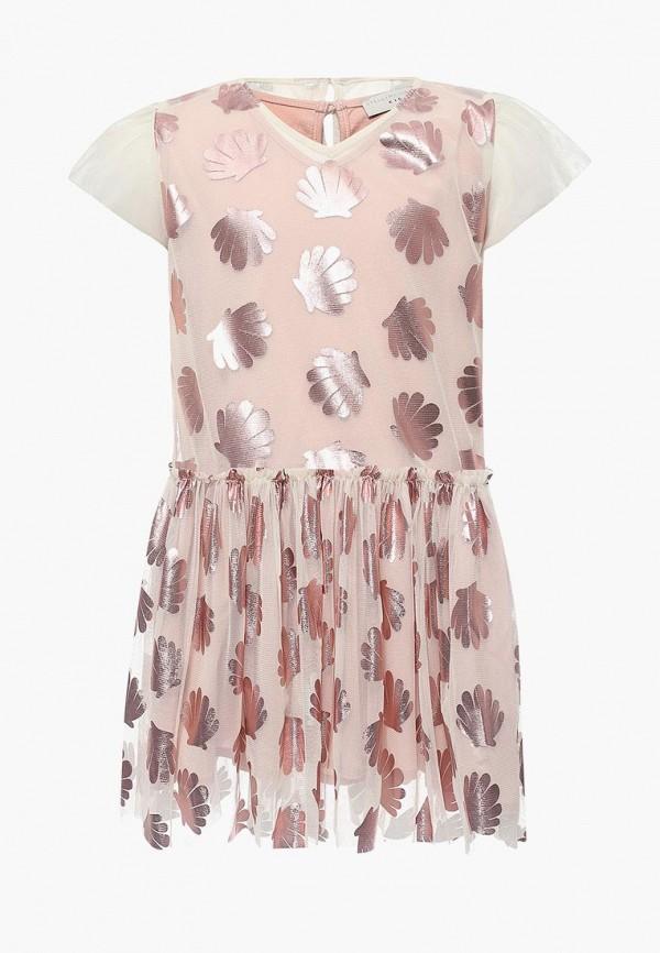Купить Платье Stella McCartney Kids, ST052EGAVPP3, бежевый, Весна-лето 2018