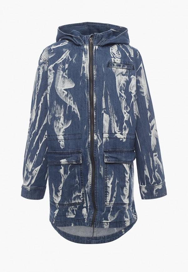 Фото Куртка джинсовая Stella McCartney Kids. Купить с доставкой