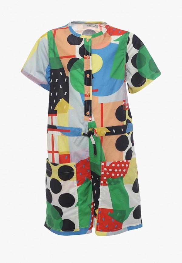 Купить Комбинезон Stella McCartney Kids, ST052EGAVPQ6, разноцветный, Весна-лето 2018