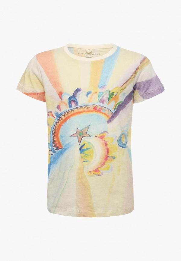 Купить Футболка Stella McCartney Kids, ST052EGAVPS6, разноцветный, Весна-лето 2018