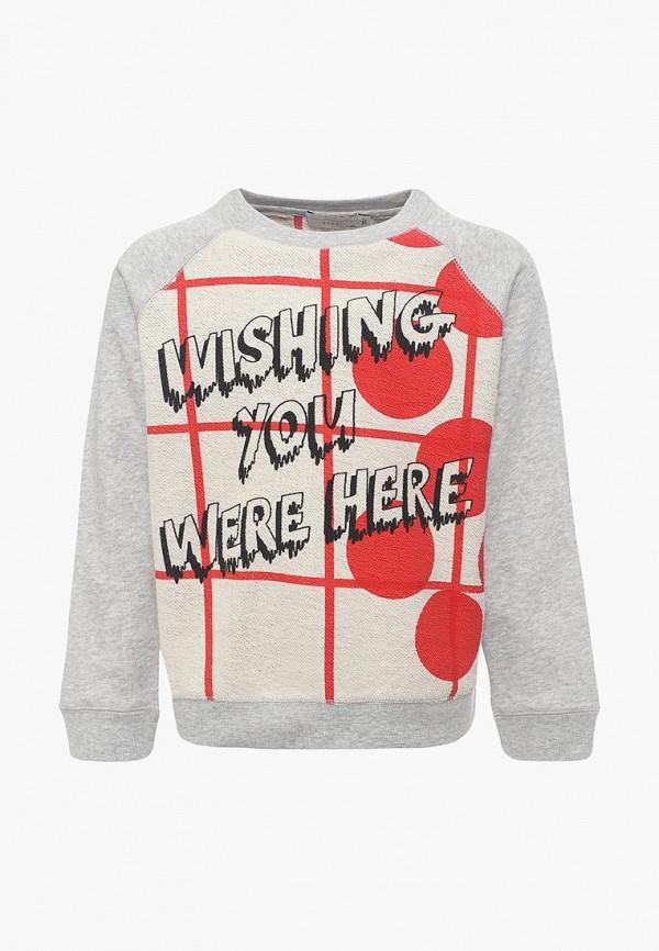 Купить Свитшот Stella McCartney Kids, ST052EGAVPT4, серый, Весна-лето 2018