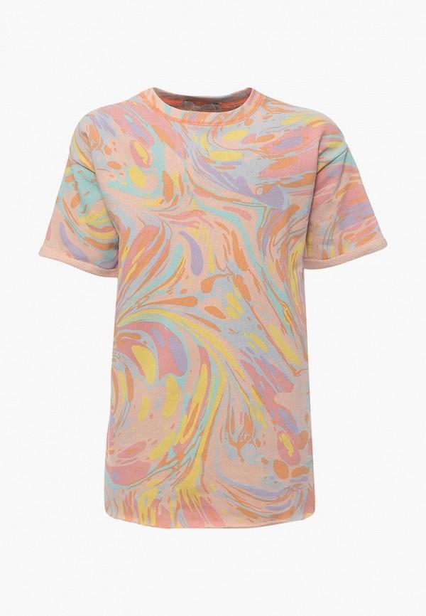 Купить Платье Stella McCartney Kids, ST052EGAVPU1, коралловый, Весна-лето 2018