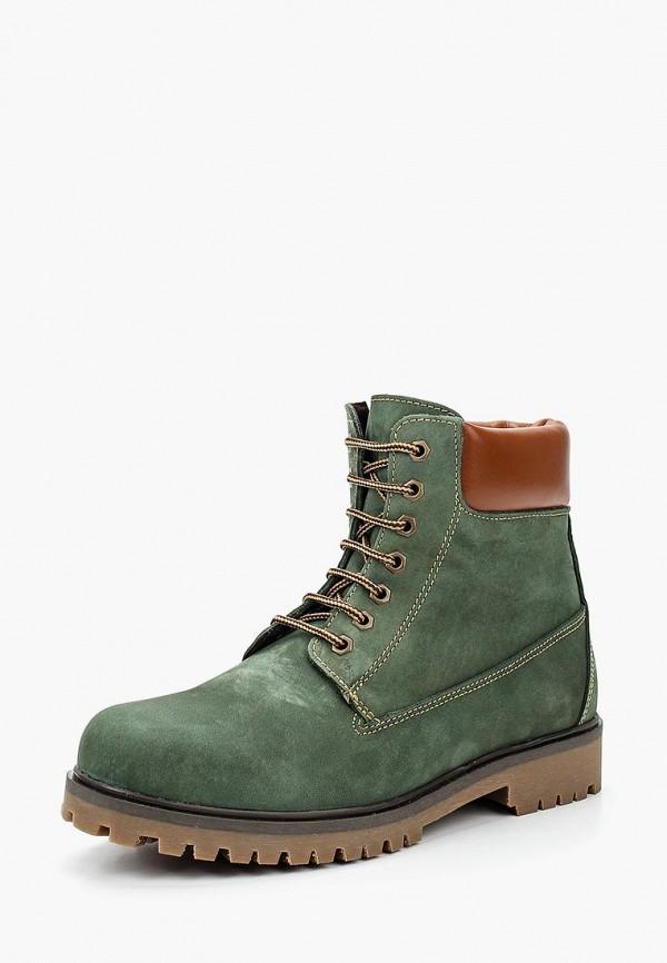Фото - мужские ботинки и полуботинки Storm зеленого цвета
