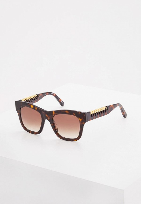 Очки солнцезащитные Stella McCartney Stella McCartney ST977DWQYL80 stella mccartney жакет