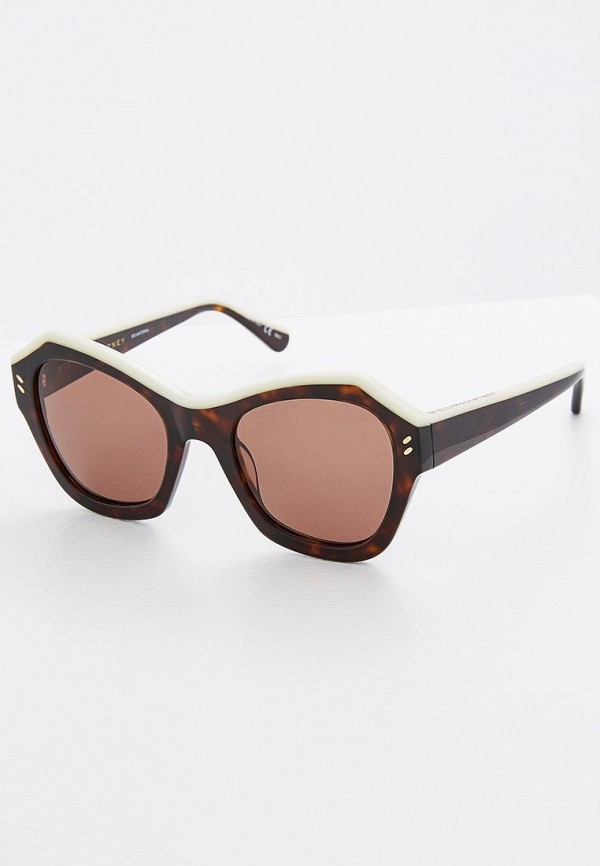 Очки солнцезащитные Stella McCartney Stella McCartney ST977DWQYL86 stella mccartney жакет