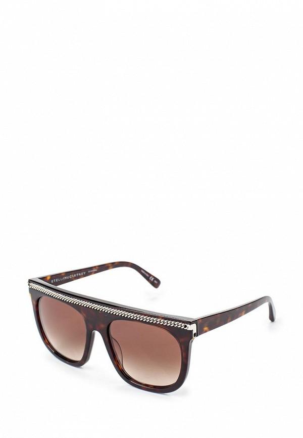 купить Очки солнцезащитные Stella McCartney Stella McCartney ST977DWQYL99 дешево