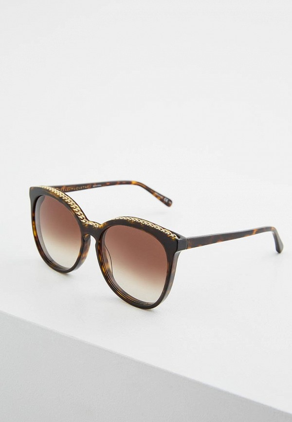 Очки солнцезащитные Stella McCartney Stella McCartney ST977DWZHV28 stella mccartney жакет