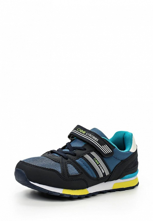 Кроссовки для мальчиков Strobbs N1554-7