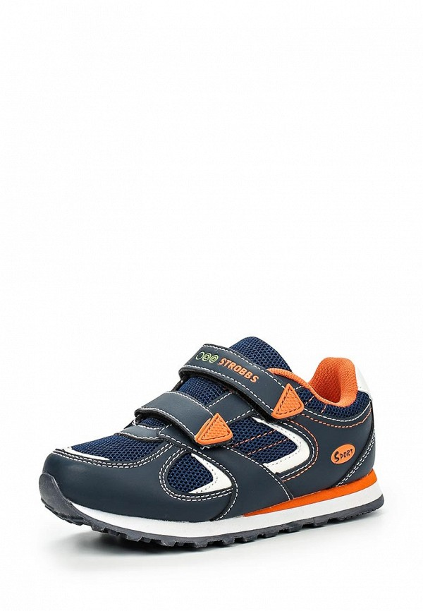 Кроссовки для мальчиков Strobbs S1385-02