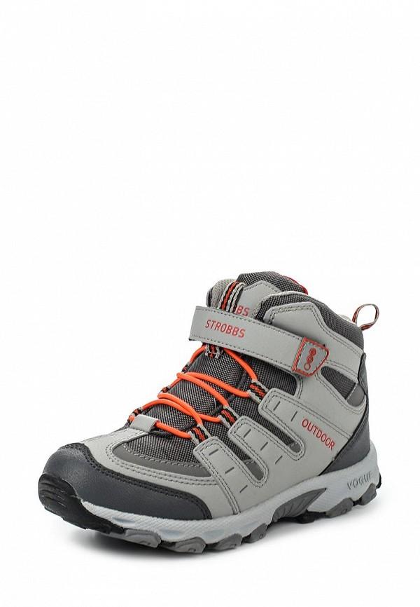 Ботинки трекинговые Strobbs N1839-4