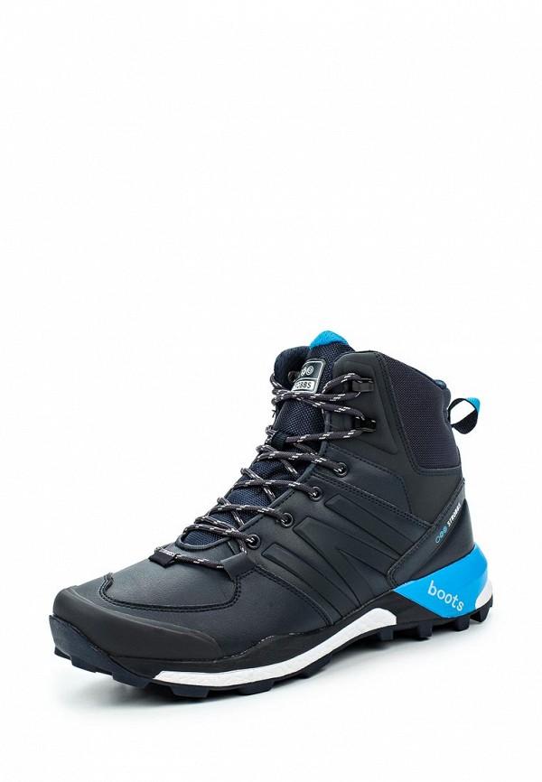Фото - Ботинки Strobbs синего цвета