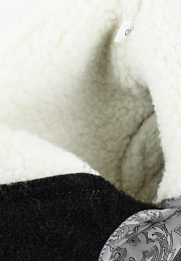 Фото 5 - Женский дутик Strobbs серого цвета