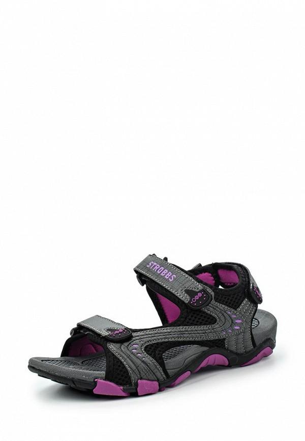 Женские спортивные сандалии Strobbs F6303-1