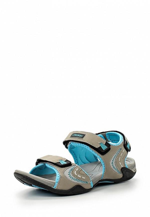 Женские спортивные сандалии Strobbs F6305-4