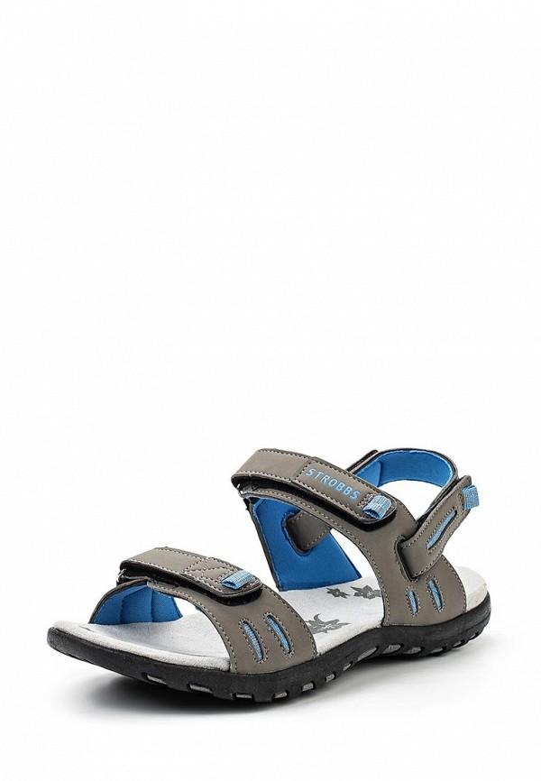 Женские сандалии Strobbs F6553-1