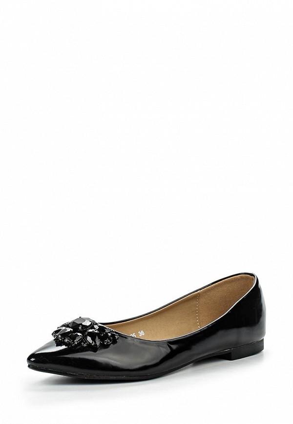 Туфли на плоской подошве Sunsea H8-25