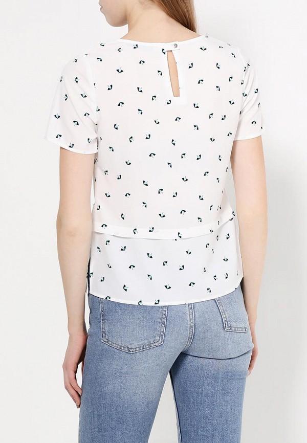Фото 4 - женскую блузку Sugarhill Boutique белого цвета