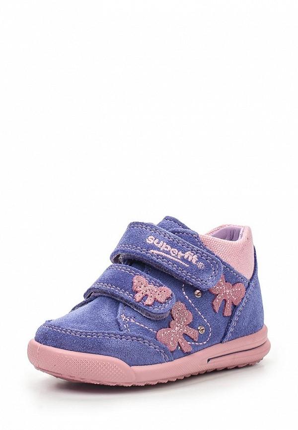 Ботинки для девочек Superfit 0-00371-77
