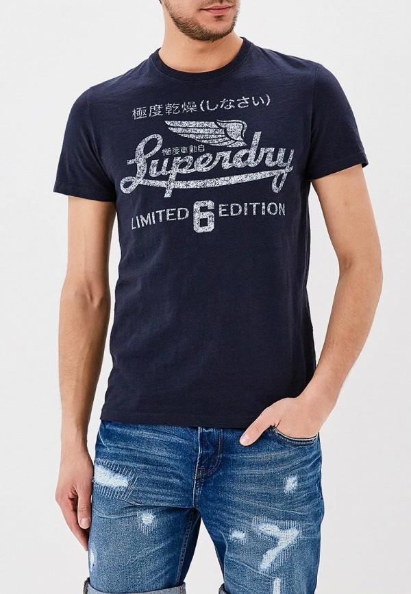 Футболка Superdry Superdry SU789EMKBZX8 футболка superdry superdry su789emvca00