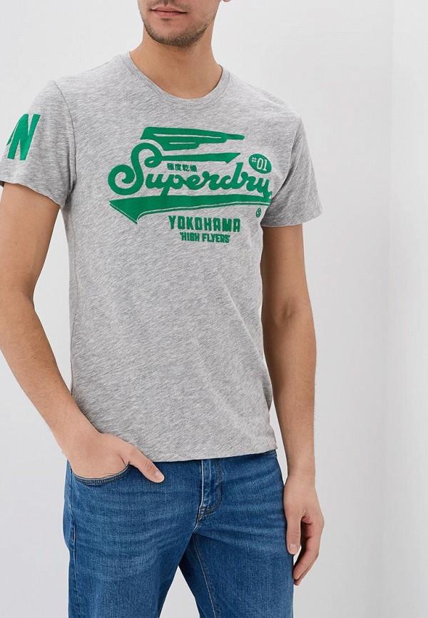 Футболка Superdry Superdry SU789EMKBZY5 футболка superdry superdry su789emvca00