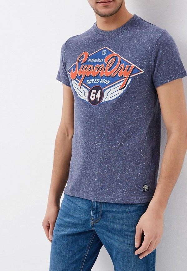 Футболка Superdry Superdry SU789EMKBZY7 рубашка superdry superdry su789emvcc60