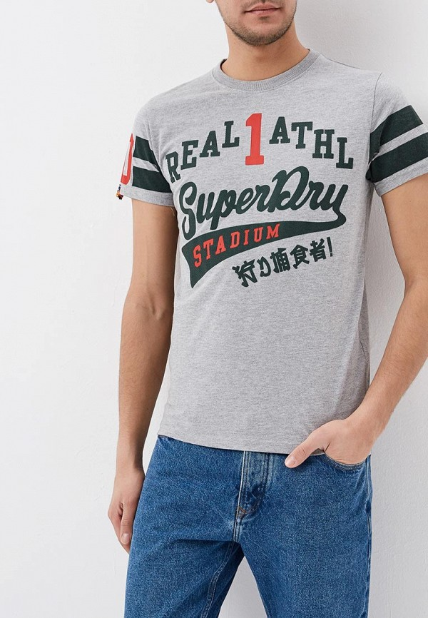 Футболка Superdry Superdry SU789EMKBZZ1 su gx 5s r