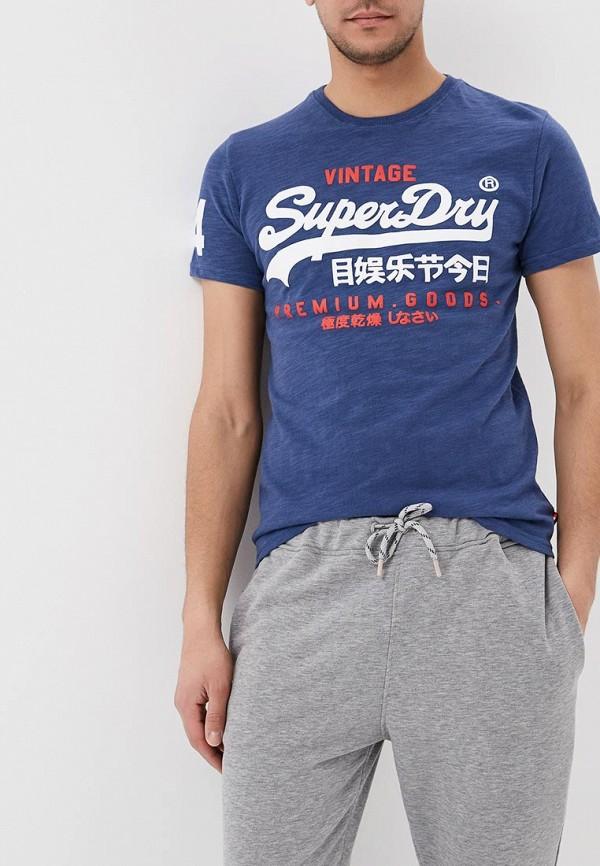 Футболка Superdry Superdry SU789EMKBZZ2 рубашка superdry superdry su789emvcc60