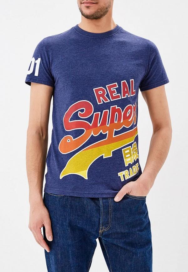 Футболка Superdry Superdry SU789EMKBZZ8 рубашка superdry superdry su789emvcc60