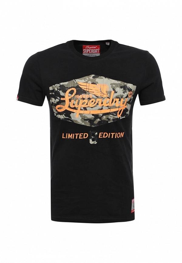 Футболка Superdry Superdry SU789EMVCA02 футболка superdry m10001oo zqi