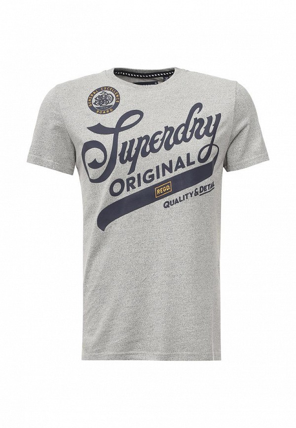 Футболка Superdry Superdry SU789EMVCA05 футболка superdry m10001oo zqi