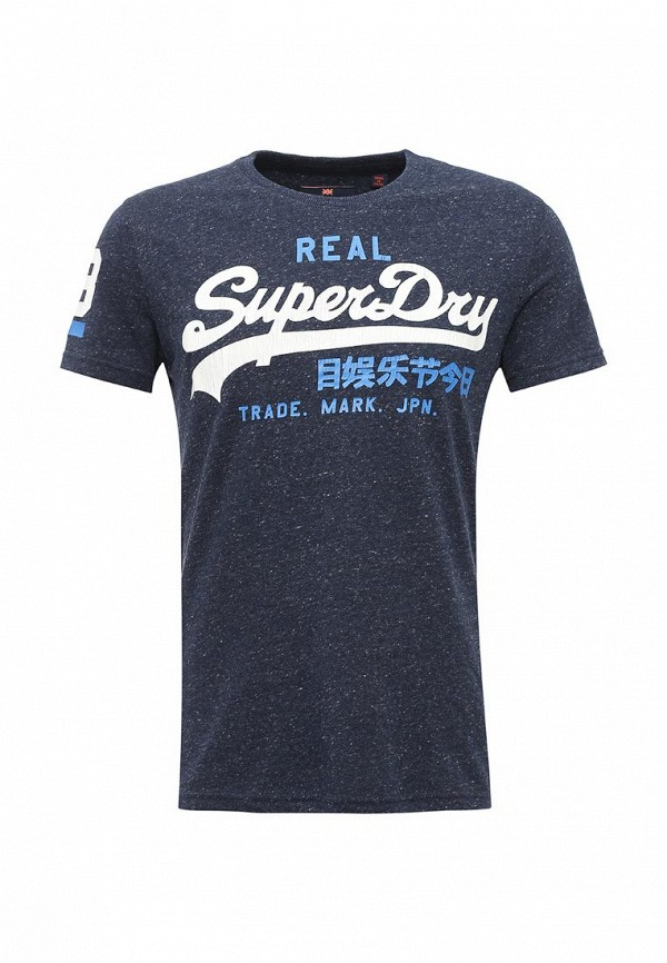 Футболка Superdry Superdry SU789EMVCA10 футболка superdry m10001oo zqi
