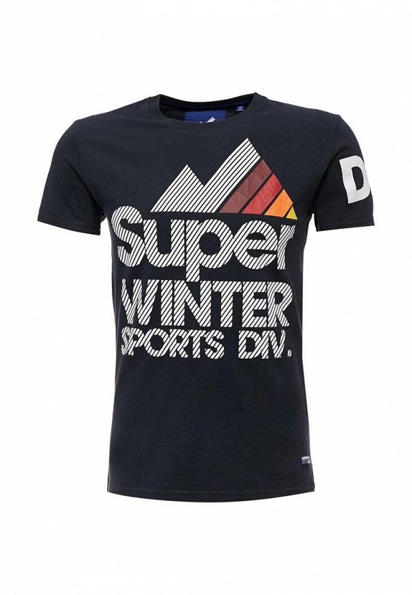 Футболка Superdry Superdry SU789EMVCA14 футболка superdry m10001oo zqi
