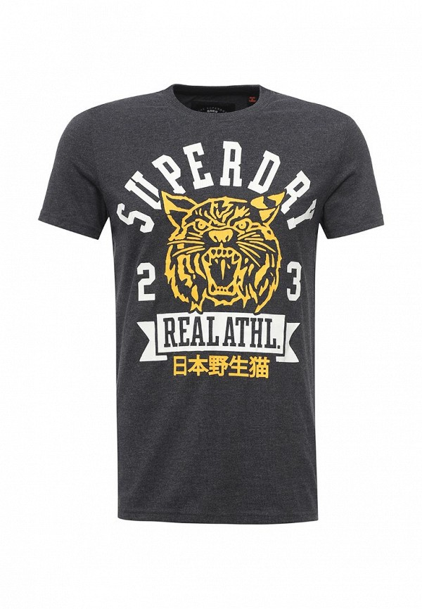 Футболка Superdry Superdry SU789EMVCA17 футболка superdry m10001oo zqi