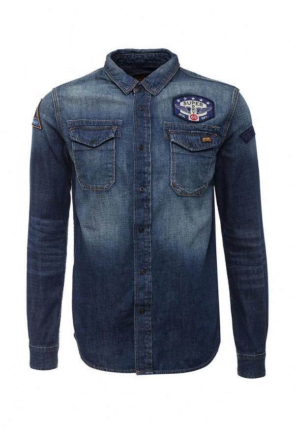 все цены на Рубашка джинсовая Superdry Superdry SU789EMVCC56 онлайн