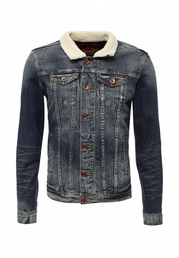 Куртка джинсовая Superdry Superdry SU789EMVCC76