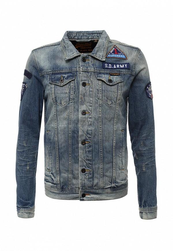 Куртка джинсовая Superdry Superdry SU789EMVCC78