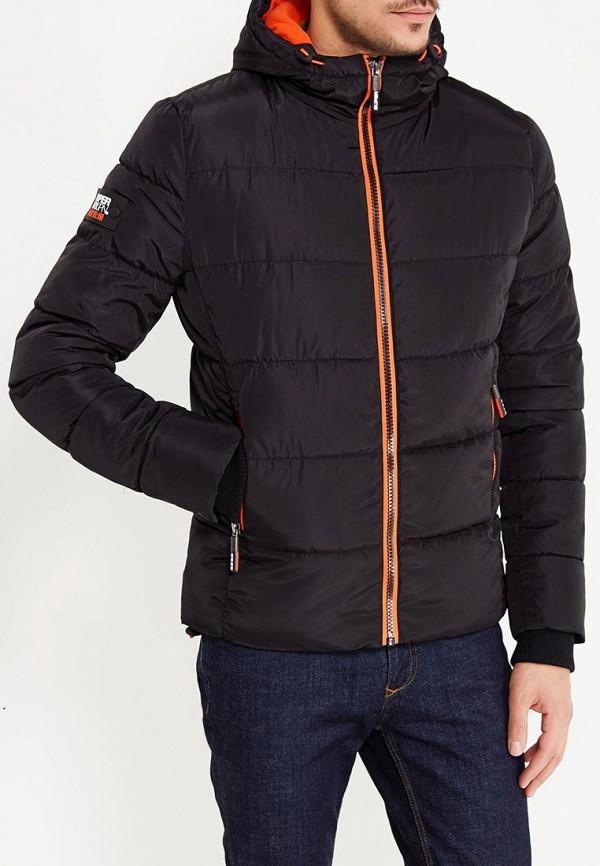 Куртка утепленная Superdry Superdry SU789EMVCC86 рубашка superdry superdry su789emvcc60